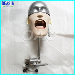 Stainless steel simple head model Apply to the oral cavity simulation training
