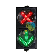 Safety traffic signal light