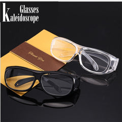 Kaleidoscope Glasses Reading Glasses Magnifier
