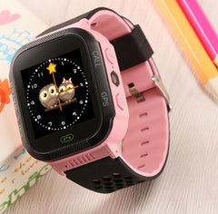 Kids GPS Tracker Smart Watch SOS Call location