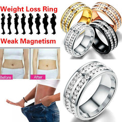Medical Magnetic Weight Loss Ring Slimming Tools