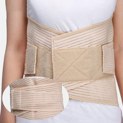 Medical Grade Lumbosacral Back Support Breathable