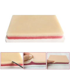 Human Skin Suture Training Medical Model