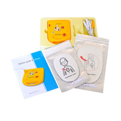 Mini AED Trainer Defibrillator XFT First Aid Training Kit
