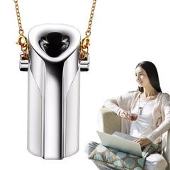 Mini Portable Air Purifier USB Rechargeable