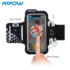 Sport Armband Sweatproof For iPhone Xs Samsung