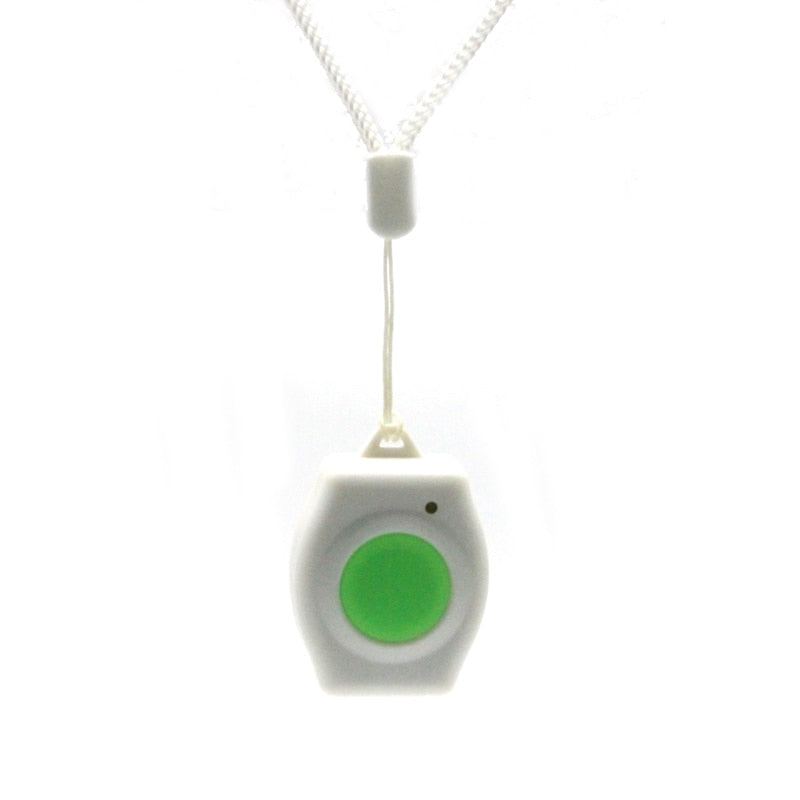 Necklace Type Waterproof Wireless Panic Button SOS Button KingPigeon 433.92MHz