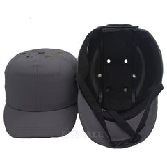 Safety Hard Bump Cap Helmet Head Protection
