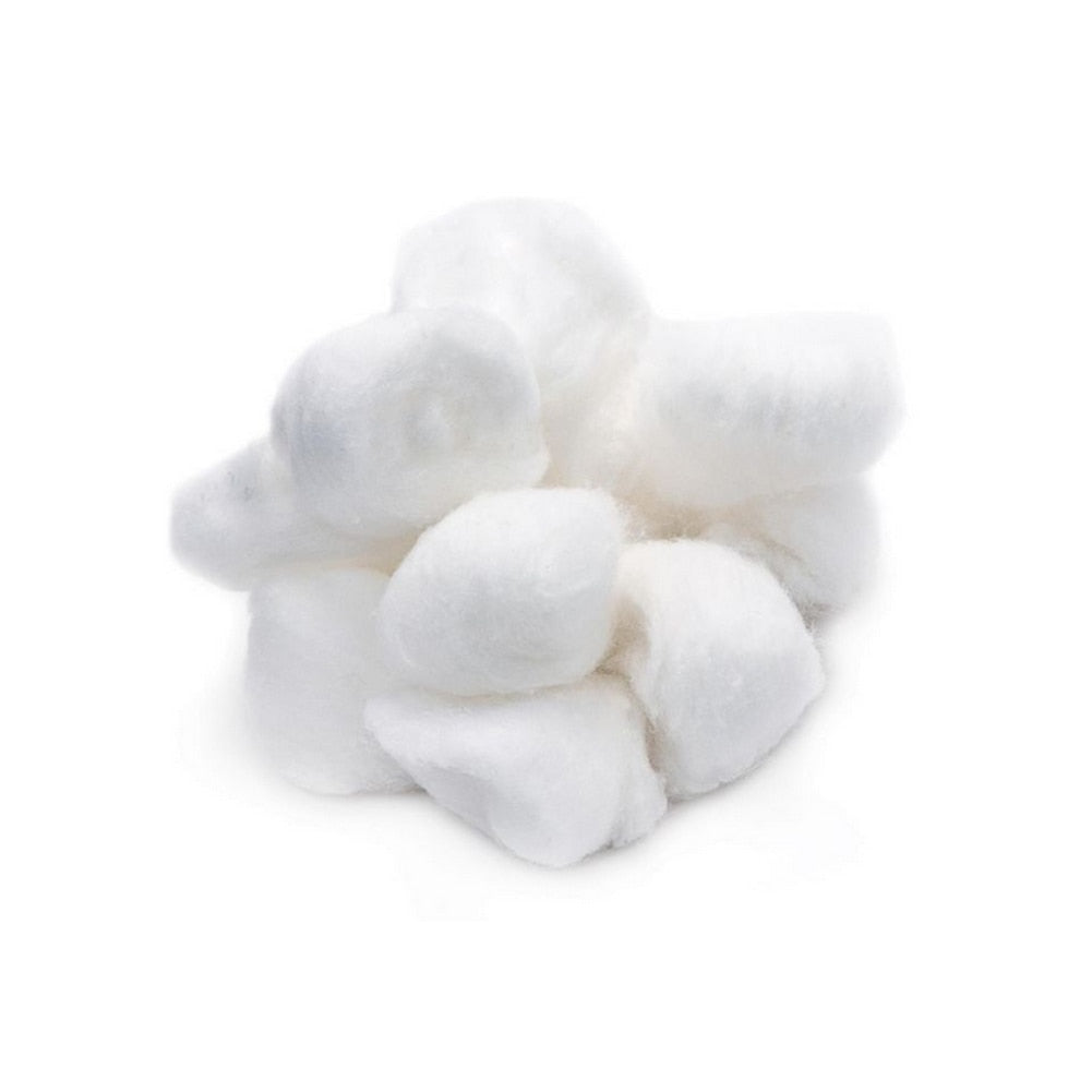 One Pack/500G Natural Cotton Roll Ball 100% Pure Cotton