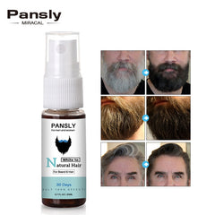PANSLY Natural  Color Spray Unisex Herbal Cure Treatment