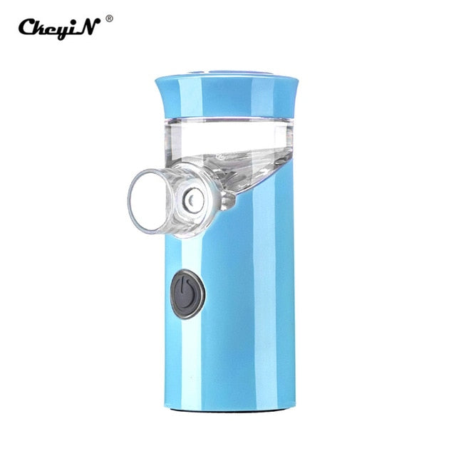 Portable Nebulizer Asthma Inhaler Nebuliser For Baby and Adult