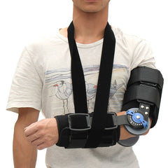 Elbow Arm Sling Shoulder Immobilizer Guard With Strap