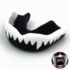 Professional Mouth Guard Adult Karate Muay Safety Soft