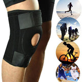 Knee Support Brace Stabilizer Flexible Hinge