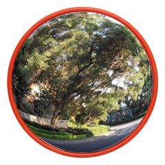 Wide Angle Security Curved Convex Road Mirror