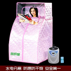 Sauna Detox Steaming box Portable Home Spa