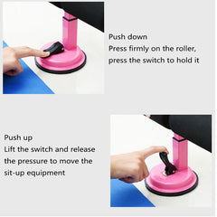 Sit Ups Assistant Device