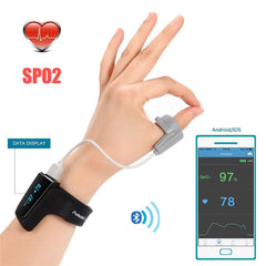 Smart Oximeter Sleep Oxygen Watch Monitor