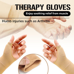 Therapy Gloves Wrist Support Brace