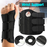Breathable Splint Sprains Arthritis Bracer Carpal Tunnel Hand Wrist Support