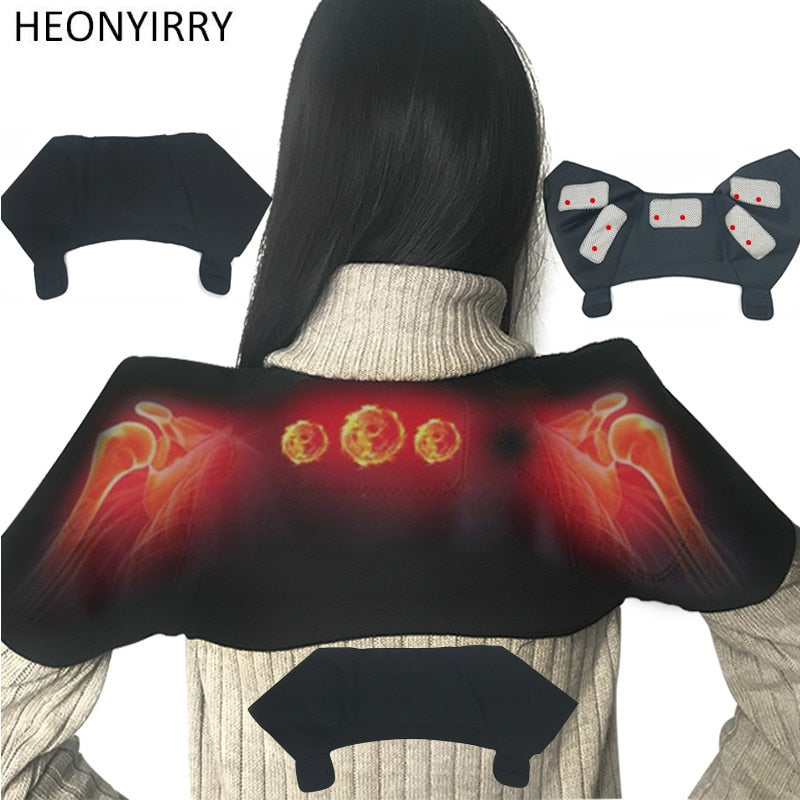 Magnetic Therapy Neck Support Relieve Shoulder Neck Pain Improve Periarthritis