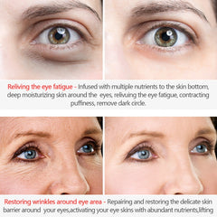 Eye cream Peptide Collagen Against Puffiness and Bags