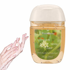 Hands Sanitizer cleaner waterless bactericidal fresh hand