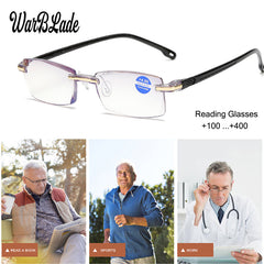 Reading eyewear for elder
