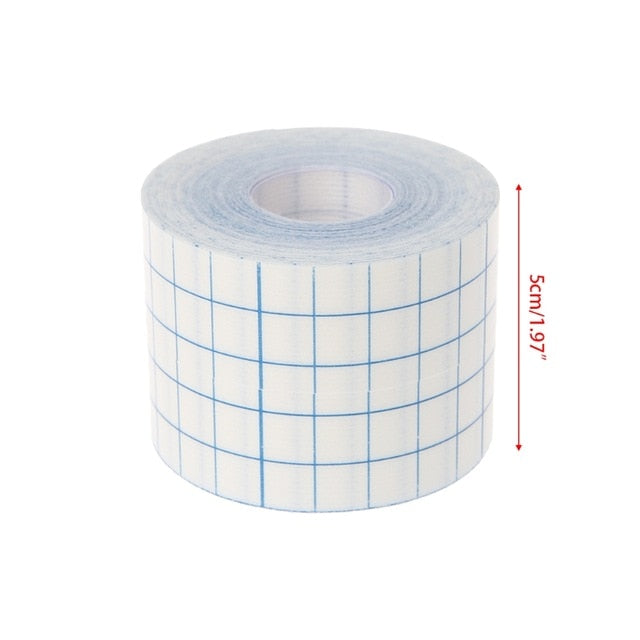 Waterproof Transparent Adhesive Wound Dressing Medical Fixation Tape
