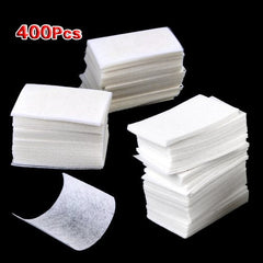 400pcs Cotton Soft for Nail Polish Arcylic UV Gel Remover Cotton Pad