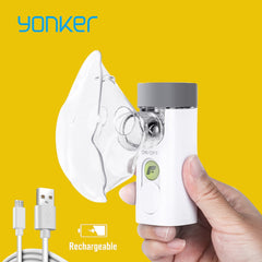 Medical Nebulizer Handheld Asthma Inhaler Atomizer