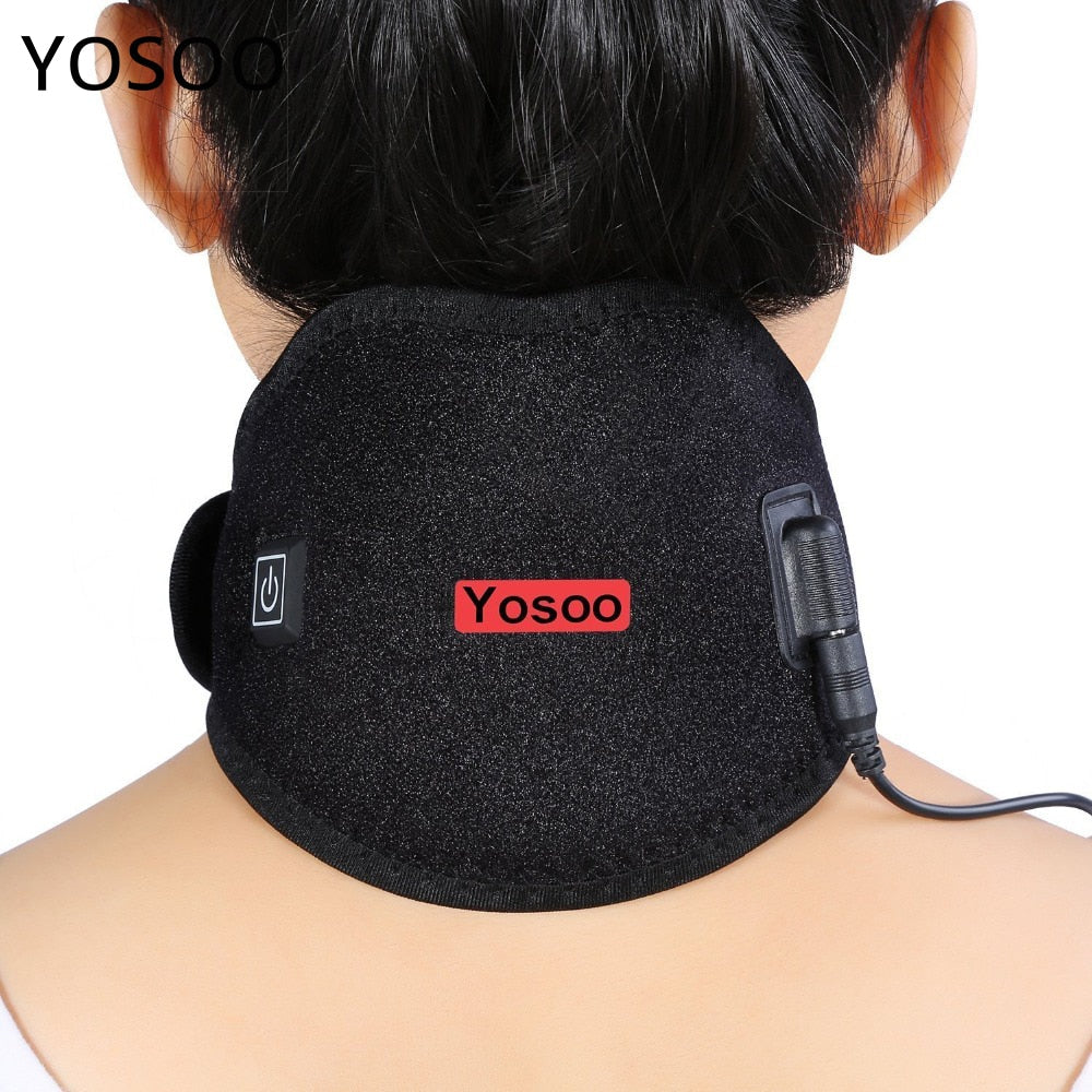 Electric Heating Neck Support Brace