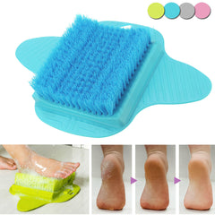 Exfoliating Feet Scrubber Brush