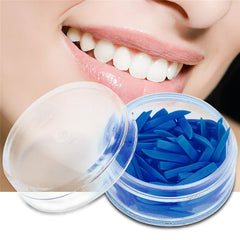 100pcs disposable diastema dental fixing wedges