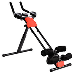 Foldable Comprehensive Fitness Exercise Bench