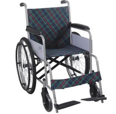 folding wheelchair for people with disability
