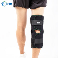 Knee support patella protector splint immobilizer