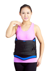 lumbosacral Back Waist Lumbar Spine Orthosis Braces Supports