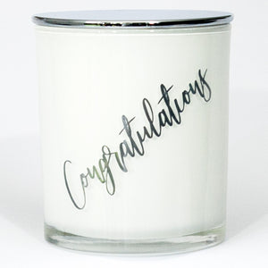 Celebrations Gift - Congratulations Soy Candle