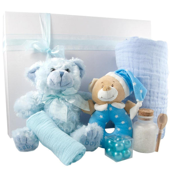 Baby Boy Gift Box - Deluxe