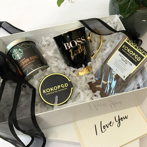 personalised for her gift box