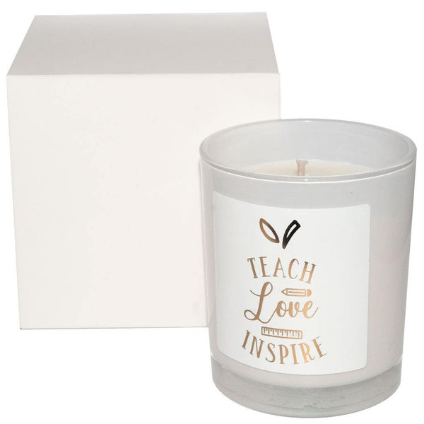 Teacher Soy Candle - PrettyLittleGiftBox