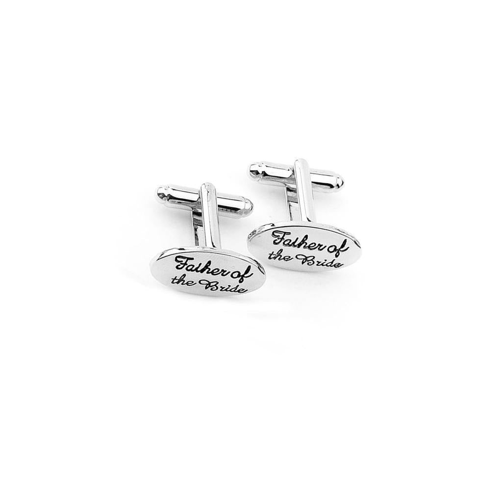 Cufflinks- Father of the Bride