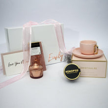 Load image into Gallery viewer, Perosnalised Tea Gift Set for Her