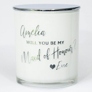 Maid/Matron of Honour Proposal Hamper