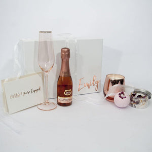"Bride to Be Pamper Hamper - ""OMG You're Engaged"""