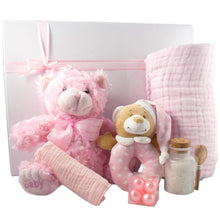 Load image into Gallery viewer, Baby Girl Gift Box Deluxe