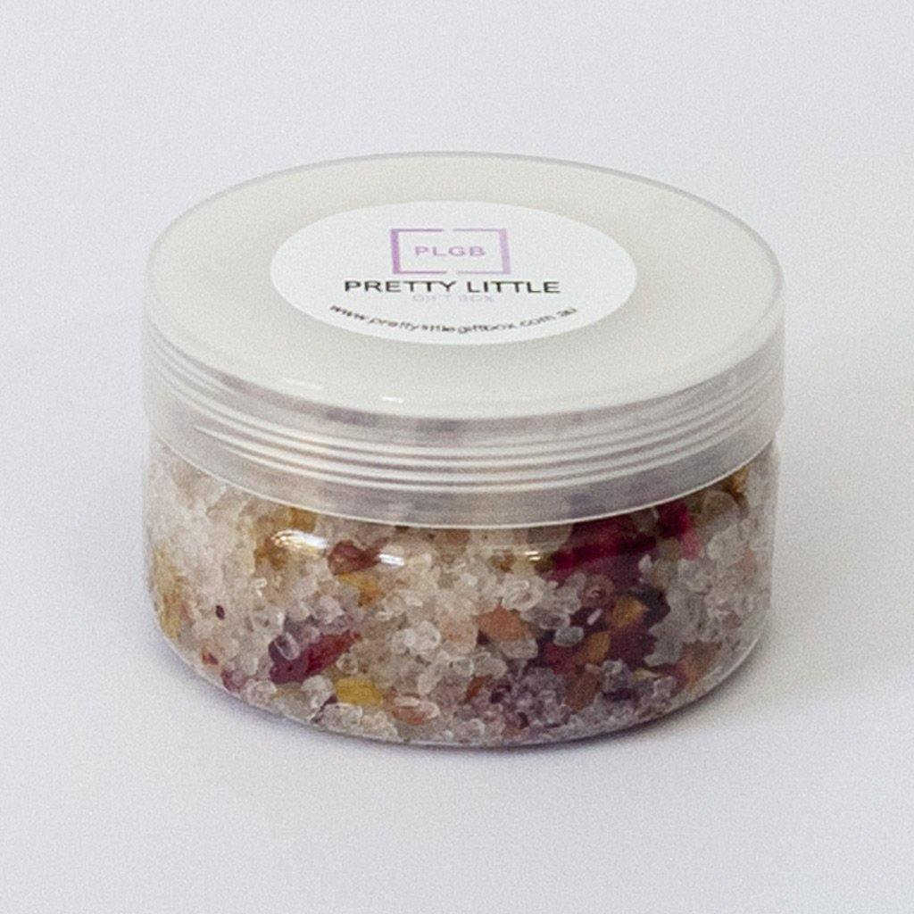 Tub of Rose Organic Blend Bath Salts