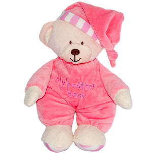 Goodnight Bear Pink