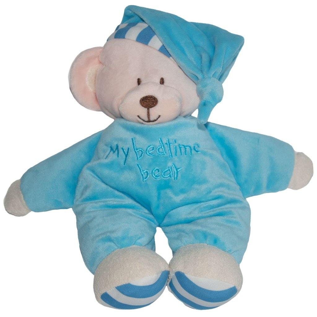 Goodnight Bear Blue